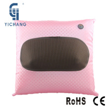 Mejor regalo rodillo de cuerpo a cuerpo masaje kit equipo inalámbrico almohada trasera