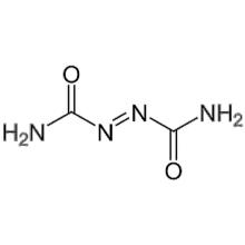 azodicarbonamida en colchonetas de yoga