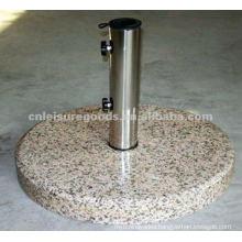 Granit patio umbrella base