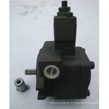 Pompe à palettes à faible pression