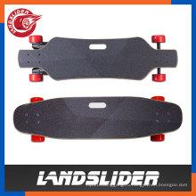 Скейтборд с дистанционным управлением с двойным приводом