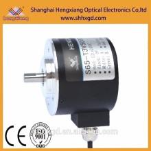 S65 diámetro 65mm codificador giratorio de alta resolución con precio competitivo