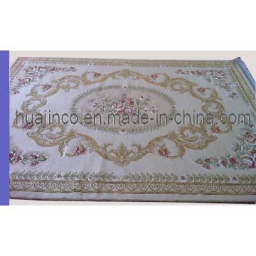 Melhor qualidade Axminster Hand Made Door Mat