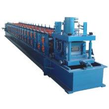 Máquina de lámina para techos de canal C con control PLC