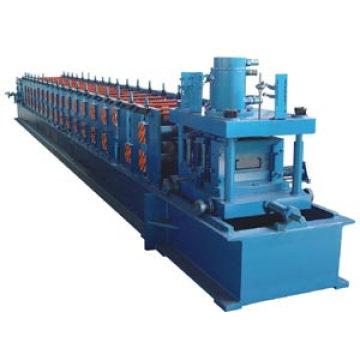 Máquina de folha de telhado de canal C de controle PLC