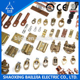 Brass Electric Cable Clamp of Grounding