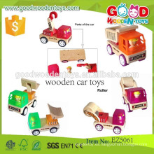 2015 Juguetes para coche de los niños Mucho nuevo diseño del artículo y color Juguetes del coche de Wodoen