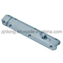 Boulon de porte en alliage de zinc pour matériel de meuble