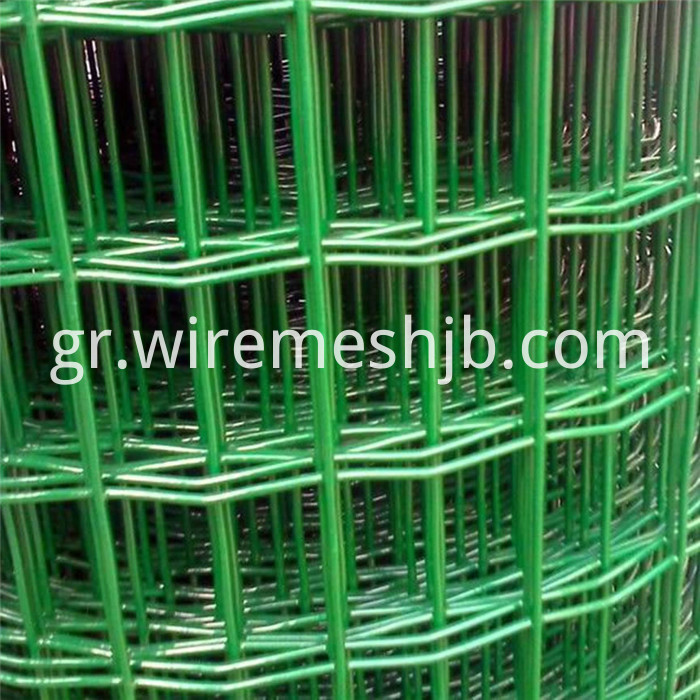 PVC Coated Euro Fencing