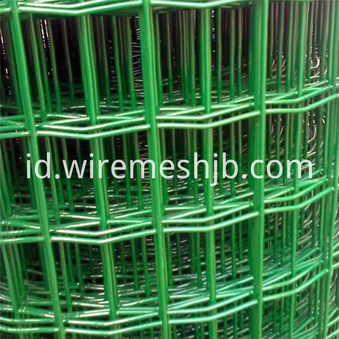PVC Coated Fencing Mesh