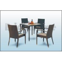 Muebles al aire libre - mesa y silla al aire libre (BL-212)