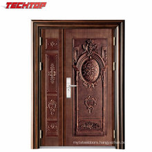 TPS-103 Good Quality Steel Double Door Used Exterior