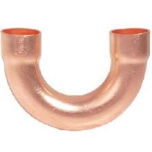 Montagem em cobre U-Bend