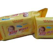 Baby Production Line Push Clean Wet Wipes