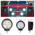 La CC vendedora caliente 12V 27W llevó la luz del trabajo, trabajo de Offroad de SUV ATV llevó la luz