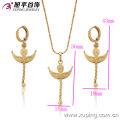 62688-Xuping Fashion Jewelry Wholesale Fine Jewelry Set