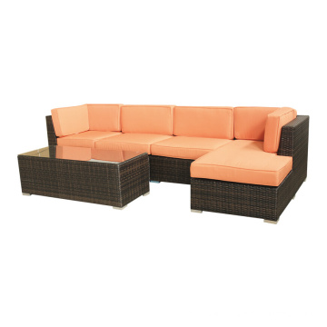 Garden Corner Section Sofa Set Furniture