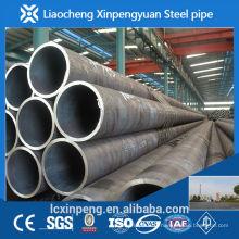 Fabrication et exportation de tubes haute précision en acier au carbone sch40 à haute précision laminés à chaud