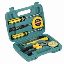 Kit de herramienta de mano, conjunto de herramientas de reparación Kit de herramienta de mano del hogar Kit de herramienta de regalo Kit de caja de herramientas de mano