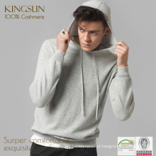 Cashmere Mens Sweat Shirts, Cashmere Shirts, Pullover with Hoody