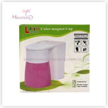 Copo magnético da cor 163G para a boca-enxaguadela / limpeza dos dentes