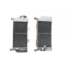 Tubo de aluminio y aletas de Intercoolers, radiadores