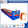 CE Standard Corrugated Sheet Metal Roofing Forming Machine