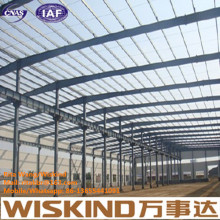 Metal Building Construction Projects Prefabricated Light Steel Structure