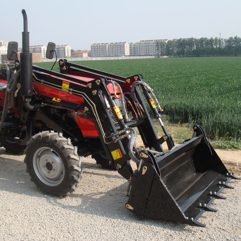 Mini Front End Loader Tractor