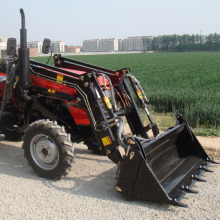 Diesel Mini Front End Loader Tractor