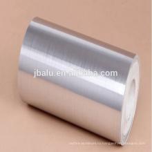 Китай ламинированная матовая серебряная бумажная бумага алюминиевой фольги производители