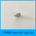 D12x3mm Осевая намагниченность Неодимовый круглый магнит