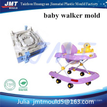 alta qualidade de injeção plástica baby walker molde fabricante