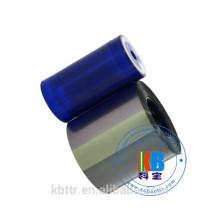 Impressora de cartão de identificação de sublimação compatível CD800 fita de cartão de identificação de cor