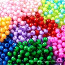 Perlas / Cuentas de plástico / Perlas sueltas