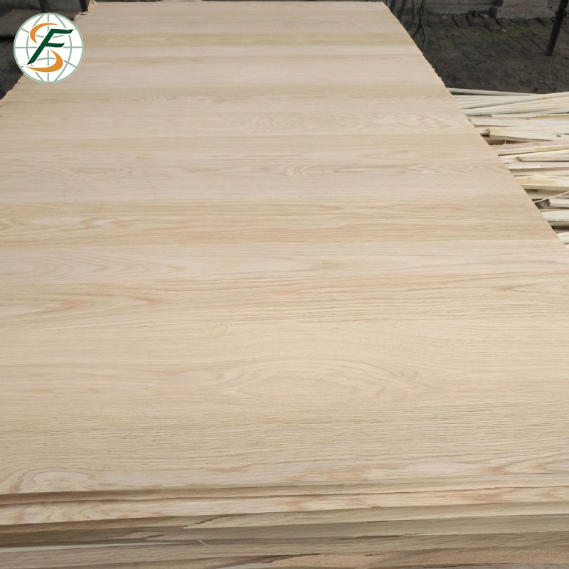 Oak Faced Veneer Plywood 5