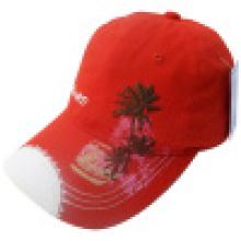 Gorra de béisbol lavada con el logotipo 13wd23