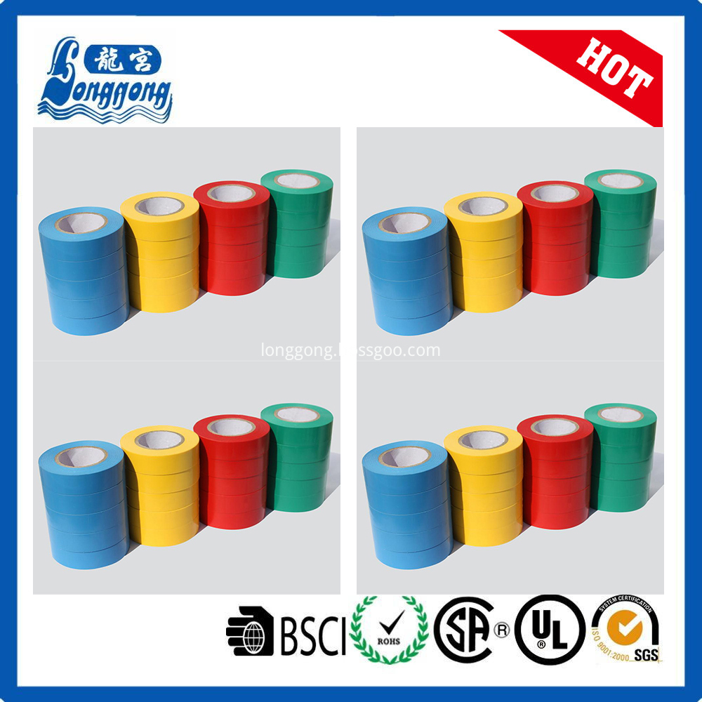 Color Pvc Tapes