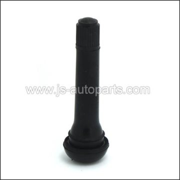 TR#418 Rubber Snap In Tubeless Tyre Valve