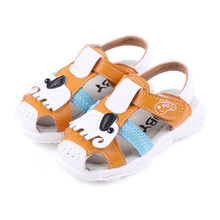 Sandali in pelle per esterni estivi Toddler Boy Girl