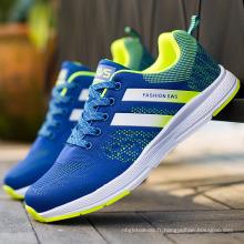2017 Knitting Runing Chaussures de sport pour femme