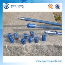 Shank Hex 22*108mm Taper Drill Rod for Mining