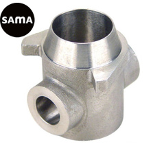 Steel Precision Investment Casting for Customized with Machining