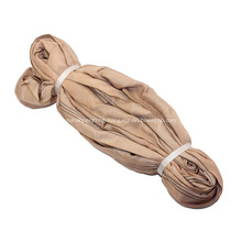 Brown Round Sling For Lifting