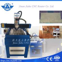 600 * 900mm broche de refroidissement d'eau Cnc Router pour Pierre avec 3.2kw