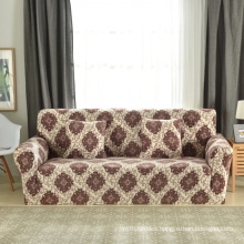 Hot Sell 3 Seater Multicolor Geometric Printed Design Pet Slipcover Decoration Flexible Stretch Fabric Sofa Cover
