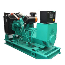 60Гц 44квт 55kVA Гугол двигателя Молчком Тепловозный генератор