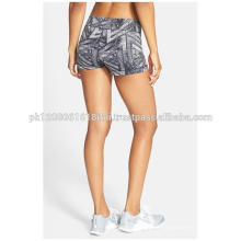 Hot fit womens short for sport and gym custom made
