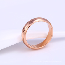 11908 Xuping wholesale fashion rose gold plated with copper alloy ring for men