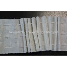 "curtain tape ,3 ""curtain tape , curtain , curtain head"